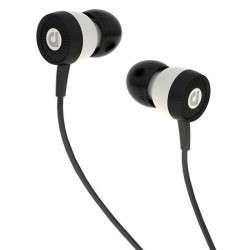 AUDIOFLY AF451-1-02 Ecouteurs intra-auriculaire Blanc