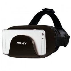 PNY Casque de réalité virtuelle Discovery Noir
