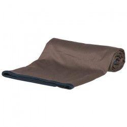 TRIXIE Plaid d`extérieur Insect Shield - 150x100 cm - Taupe - antiparasitaire - Pour chien