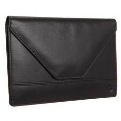 SILVERCAT Porte-cartes Cuir Lisse 11,3 cm Noir Femme