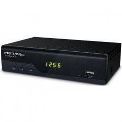 METRONIC 441374 TouchBox HD3 Terminal satellite DVB-S2 HD - Chaînes gratuites étrangeres