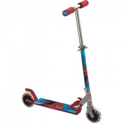 SPIDERMAN Trottinette Pliable 2 roues Aluminium - Marvel