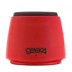 GEAR4 POCKETPARTY Enceinte portable Bluetooth - Rouge