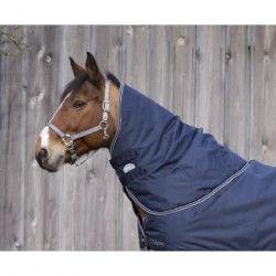 EQUI-THeME Couvre-cou pour poney `TYREX 600 D` - Sans polyfil