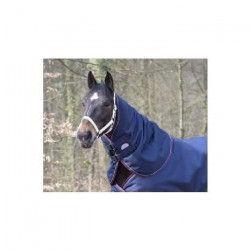 EQUI-THeME Couvre-cou pour poney `Tyrex 1200 D` - Polyfil 200 g
