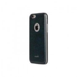 MOSHI Coque iGlaze Napa pour iPhone 6/6s - Bleu nuit