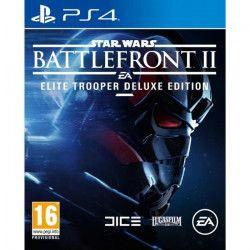 Star Wars Battlefront 2 Edition Deluxe Soldat d`Elite Jeu PS4