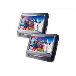 TAKARA VRT199 Lecteur DVD Portable 2 Combinés 9`