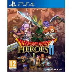 Dragon Quest Heroes 2 Jeu PS4
