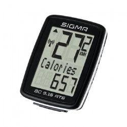 SIGMA SPORT Compteur vélo BC 9.16 ATS - Sans fil