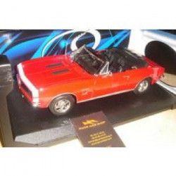 Maisto Voiture de collection 1/18 Chevrolet camaro ss 396 1967