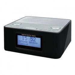 SOUDMASTER UR170SW Radio-réveil numérique DAB + / FM avec double alarme
