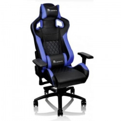 Tt esports by Thermaltake Siege PC Gaming Fit GTF 100 Noir/Bleu Fit Series