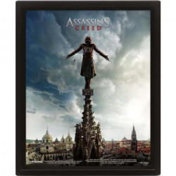 Cadre 3D Assassin`s Creed