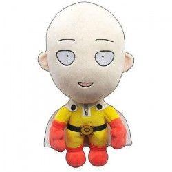 Peluche One Punch Man : Saitama Version Happy