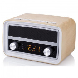 AUDIOSONIC RD-1535 Radio rétro Bluetooth - Port de chargement USB