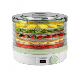 BEPER 90506 Déshydrateur de fruits - Blanc / Vert
