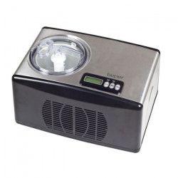 BEPER 70257 Machine a creme glacée - Acier / Noir
