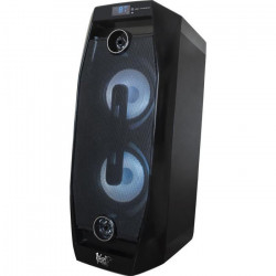 BLACK PANTHER CITY BE-TRANCE - Enceinte Hi-fi Bluetooth rechargeable