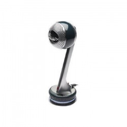BLUE MICROPHONE Microphone USB NESSIE - 16-bit/48kHz - Argent - PC / MAC
