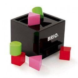 BRIO - 30144 - Boite A Formes Laquee Noire