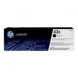 HP Pack de 1 Cartouche de Toner 43X LaserJet Original - Noir - 30 000 pages