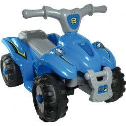 D`ARPEJE Quad Electrique Bleu 6 Volts
