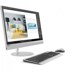 PC Tout-en-un LENOVO Ideacentre AIO 520-24IKU 23,8 poucesFHD - RAM 4Go - Pentium 4415U - Intel Graphics 610 -