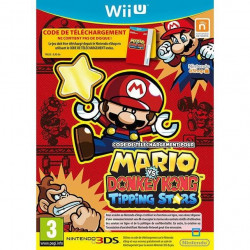 Mario Vs. Donkey Kong Tipping Stars Jeu Wii U
