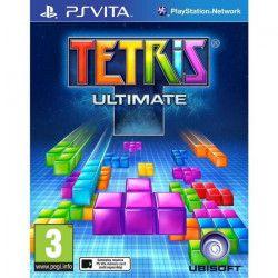 Tetris Jeu PS Vita