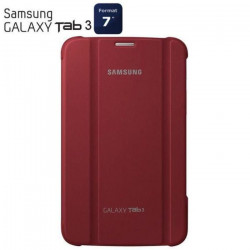 Samsung Stand pouch Galaxy Tab 3 7``Rouge