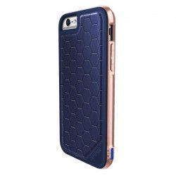 XDORIA Coque Defense Lux Pour iPhone 7 - Blue/Gold