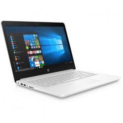 HP PC Portable - 14`- 14bp033nf - 4Go de ram - Windows 10- Intel Core i5-7200U - Intel HD - Stockage 256 Go