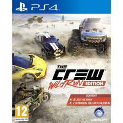 The Crew Wild Run Jeu PS4