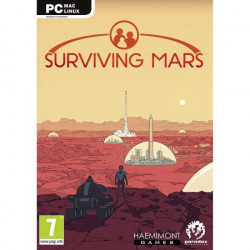 Surviving Mars Jeu PC