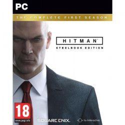 Hitman: Steelbook Edition Jeu PC