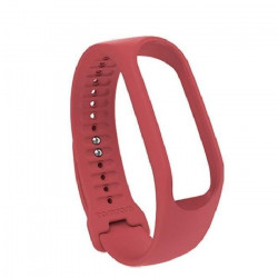 TOMTOM Bracelet Fin Touch - Rouge Corail