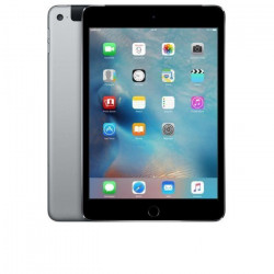 APPLE iPad mini 4 MK762NF/A - 7,9` - 128Go - Wi-Fi + Cellular - Gris Sidéral