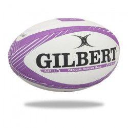GILBERT Ballon de rugby REPLICA - Challenge Cup - Taille 5