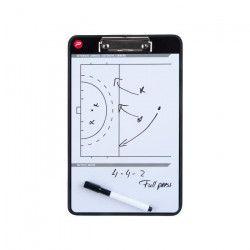 PURE2IMPROVE Coachboard Hockey sur gazon - Vert/Blanc