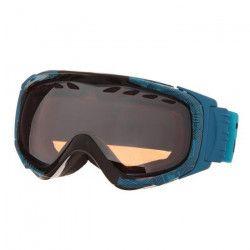 CARVE Masque ski-snow Lens 2000 - Adulte - Noir Bleu Oran