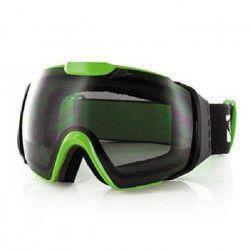 CARVE Masque ski-snow Lens 6036 - Adulte - Citron vert Gris