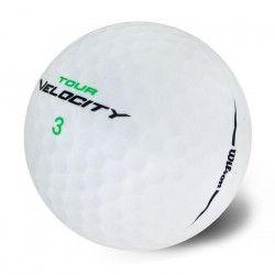 WILSON Lot de 15 Balles de Golf Tour Velocity Feel