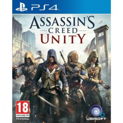 Assassin`s Creed Unity PS4