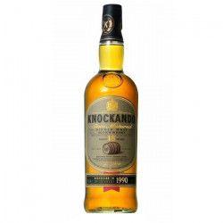 Knockando Slow Matured 18 ans - Speyside Single Malt Whisky - 43% - 70cl