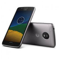 Motorola Moto G5 Double SIM 16 Go Lunar Grey