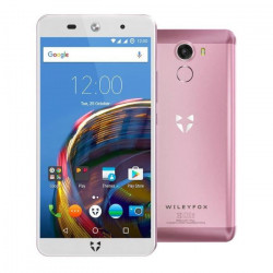 Wileyfox Swift 2 Plus 32 Go Rose