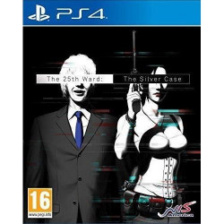 The 25th Ward: The Silver Case Jeu PS4