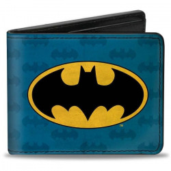 Porte-Feuille DC Comics: Logo Batman