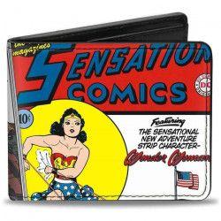 Porte-Feuille DC Comics: Wonder Woman Comics